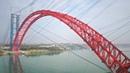 ТРУБОБЕТОН-МОСТL=575мОпять рекорд Китайцы построили самый большой арочный мост в мире