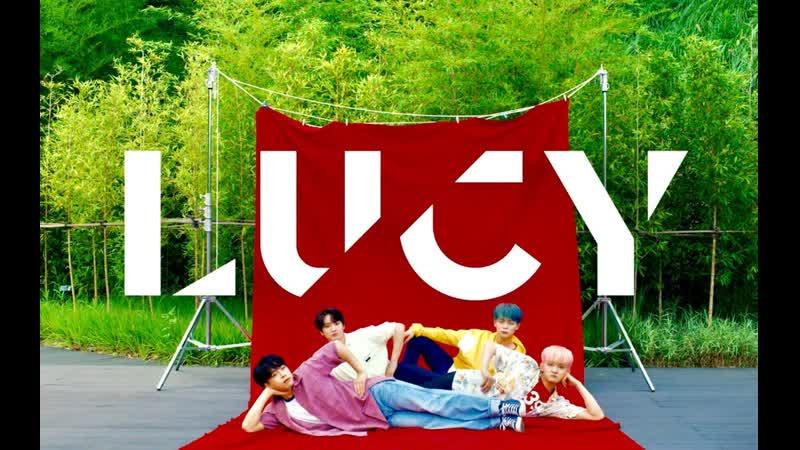 Unboxing 1st mini album LUCY JOGGING