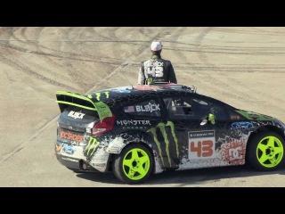 Best drift ever (Ken Block-Ford Focus) | Самый лучший дрифт в мире (Кен Блок-Форд Фокус)