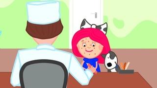 Мультик для детей. Смарта идёт к врачу! – Смарта и чудо сумка - Мультсериал