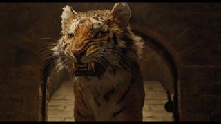 """Доктор Дулиттл и Тигр (Часть 1) отрывок/момент из фильма """"Удивительное путешествие доктора Дулиттла"""""""