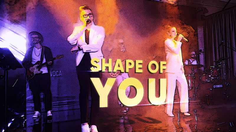 AT THE MOMENT DANCE! SHAPE OF YOU LIVE VIDEO