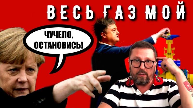 «Северный поток — 2» Андрей Портнов и Самый главный преступник Украины - Анатолий Шарий предупреждал