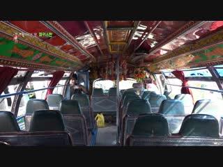 【k】pakistan_travel-peshawar__haji_camp_bus_stop_truck_bus_ar___
