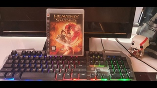 Heavenly Sword Play station 3 gameplay