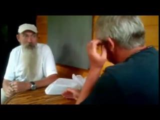 Идёт геноцид и дальше отступать некуда. Эксклюзивное интервью 24 июля 2012г. Ведагор Трехлебов