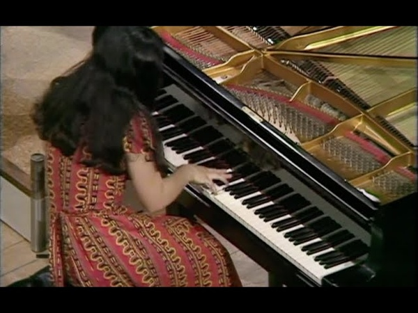 Martha Argerich Octaves
