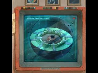 Nuclear Pass — Сканирование, черный куб, помогите | Серия 7