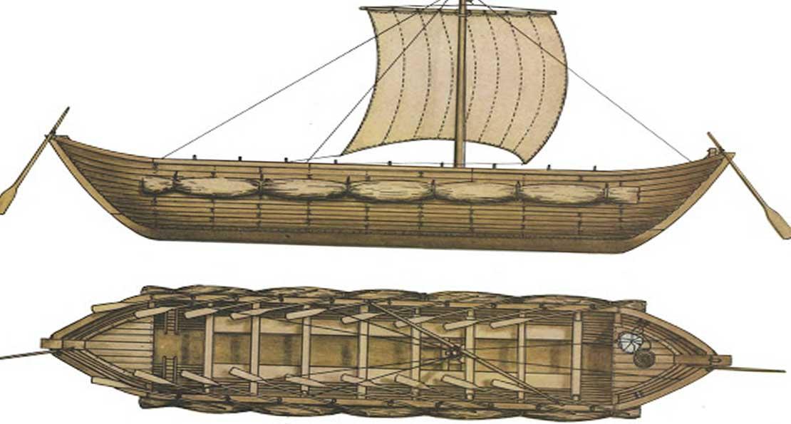 Корабль запорожцев