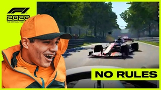OPEN LOBBY + NO RULES = CHAOS // F1 2020