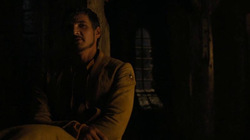 Игра престолов разговор Тириона и Оберина Мартелла Я буду вашим рыцарем
