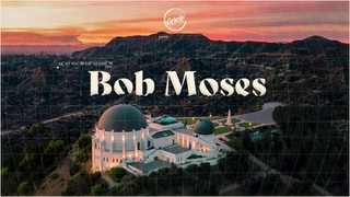 Bob Moses live at Griffith Observatory in Los Angeles, USA for Cercle