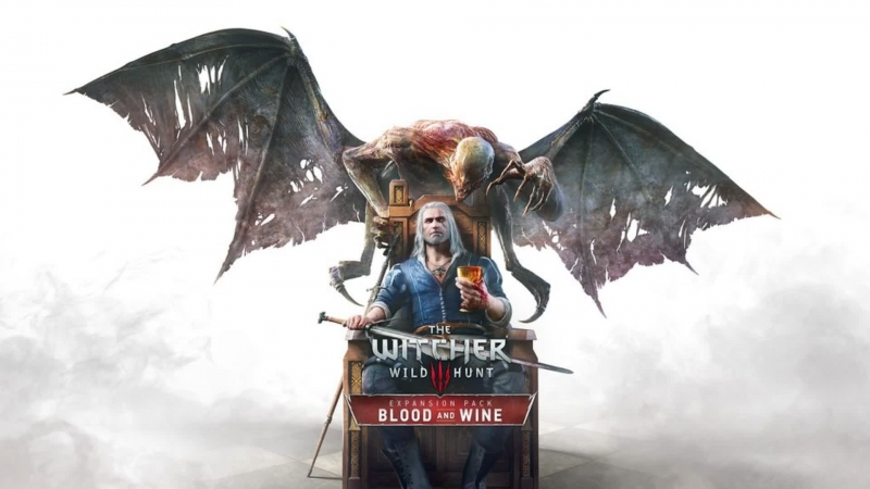The witcher 3 blood and wine 14 beigas tuvu