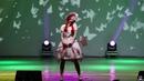 Lolita Fashion, Guro lolita (JSF) - Shibuya 22 2020