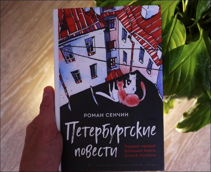 Роман Сенчин «Петербургские повести»