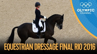 Equestrian Dressage Individual Final | Rio 2016 Replays
