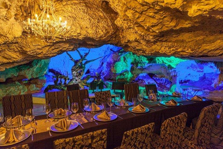 Пещерный ресторан Alux, изображение №3