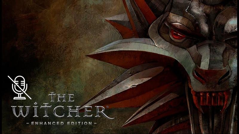 The Witcher Director's Cut 23 Дом королевы ночи и банкетбез болтовни