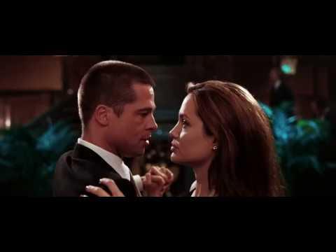 смертельное танго Джоли и Питт Мистер и миссис Смит