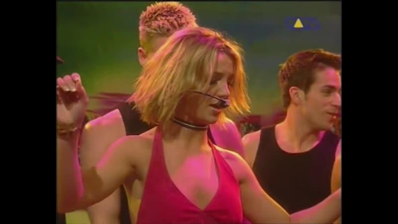 Britney Spears - Oops!... I Did It Again (Viva Interaktiv) [TV Rip]