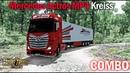 ETS2 1.33 COMBO|Mercedes Actros MP4 Kreiss Euro Truck Simulator 2