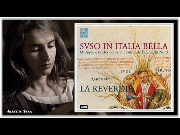 Suso in Italia bella Musique dans les cours et cloîtres de l'Italia du Nord