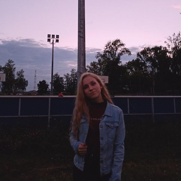Анастасия Логинова, Старожилово, Россия