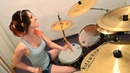 Cannibal Corpse Hammer smashed face Drum Cover by Nea Batera