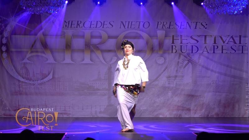 Ryzhkova Daria WINNER OF CAIRO! FESTIVAL BUDAPEST 2019QUEEN CATEGORY