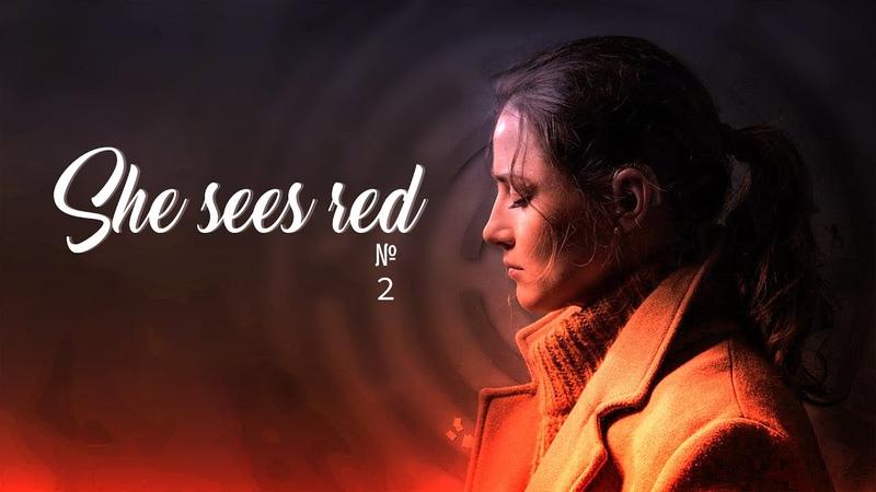 18 She sees red 2 серия Все стало проясняться Без комментариев