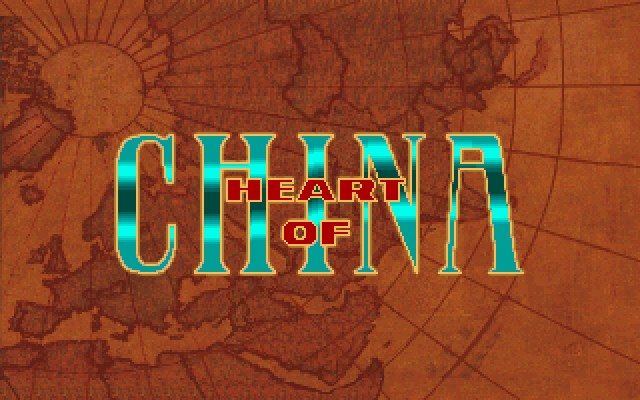 Heart of China  adventure time,форма: обзор
