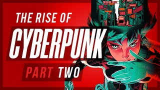 Cyberpunk Documentary PART 2 | Ghost in the Shell, Shadowrun, Total Recall, Blade Runner Game