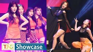 MOMOLAND(모모랜드) 'I'm So Hot' Showcase Stage (Show Me) [통통TV]