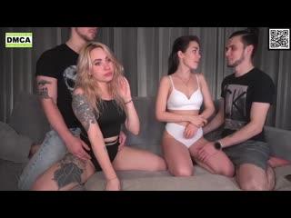 Lazyasses  Молодые русские соски отдыхают с парнями Bongacams,Chaturbate,webcam,anal,групповуха малолетки секс