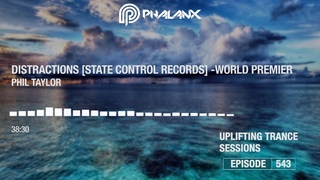DJ Phalanx - Uplifting Trance Sessions EP. 543 []