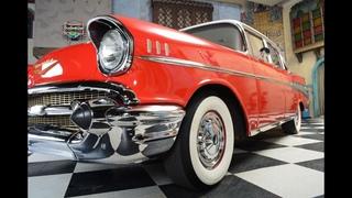 1957 Chevrolet Bel Air  Красота по Американски