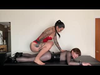 Natalie Mars and Mistress Damazonia 2