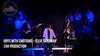 BOYS WITH EMOTIONS - FELIX SANDMAN (COVER - MELODIFESTIVALEN 2020)