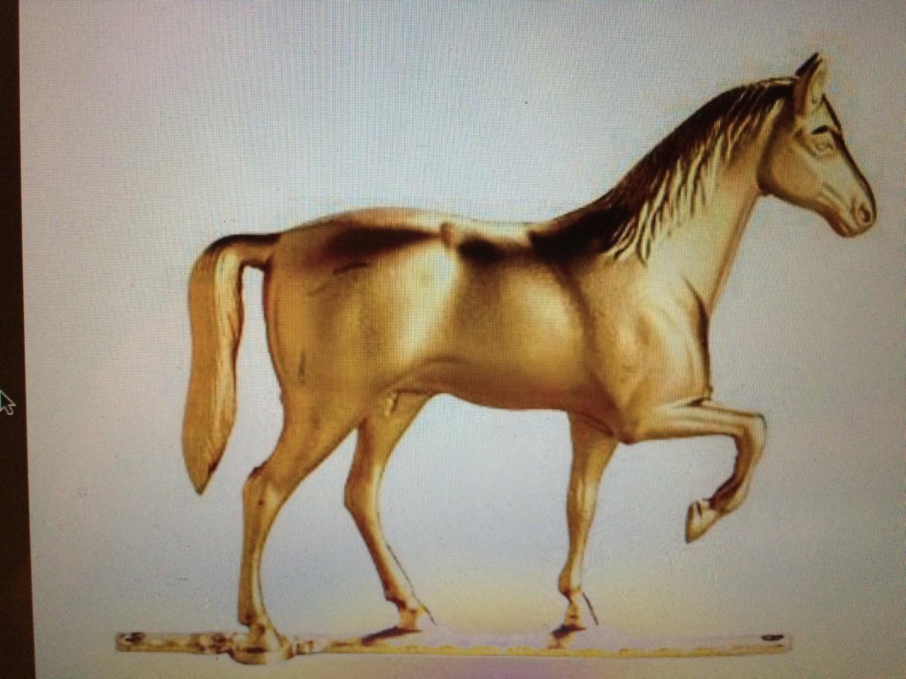 золотые кони батыя