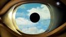 Рене Магритт - Фальшивое зеркало - Ожившая картина / 3D анимация