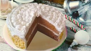Бисквитный торт. Торт для диабетика без пшеничной муки