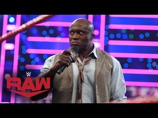 НОВЫЙ ЛЭШЛИ // WWE RAW