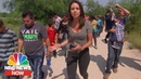 U.S. Immigration Agencies Struggle To Manage Influx Of Migrants | NBC News Now