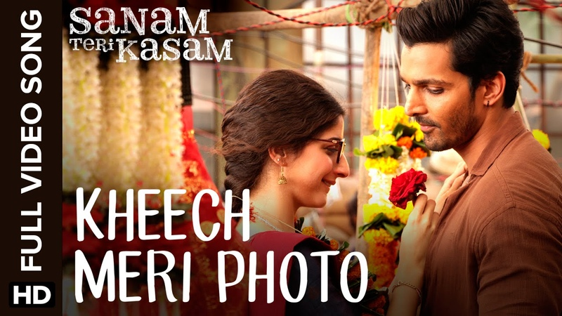 Kheech Meri Photo Full Video Song Sanam Teri Kasam