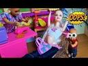 В РОДДОМ ИЗ МАГАЗИНА Повезли беременную Барби Катя и Макс веселая семейка смешной сериал живые куклы