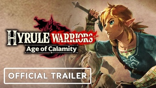 Hyrule Warriors: Age of Calamity - Official DLC Expansion Pass Trailer | Nintendo Direct