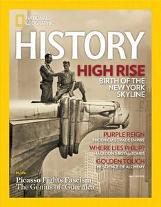 2018-05-01 National Geographic History