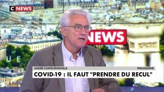 André Comte-Sponville : « Imaginez que dans 30 ans le virus soit toujours là »