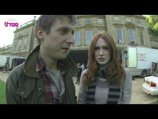 05/09/2011 Karen and Arthur Talk Freaky Dolls - Doctor Who Confidential - Episode 9 - BBC Three