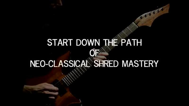 Neo-Classical Shred Concepts - Volume 1 - Dan Mumm[Low,480x360, Mp4]